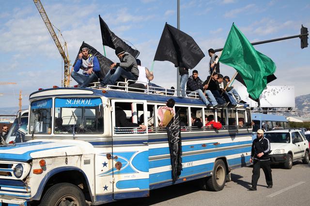 Syrien und der Nahe Osten