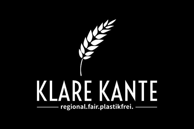 Klare Kante fair.regional.plastikfrei.