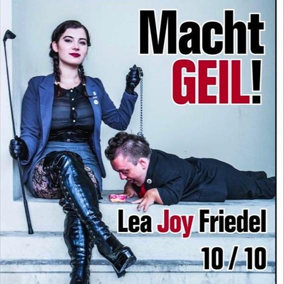 Lea Joy Friedel: macht Geil!