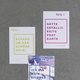 3 Postkarten von MIDK mit einem persönlichen Dankeschön