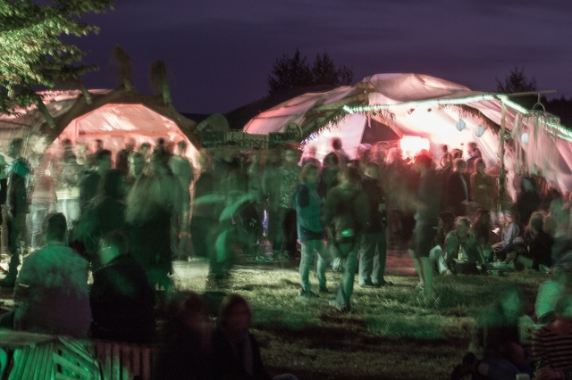 Schöpferkraft präsentiert ein Festival