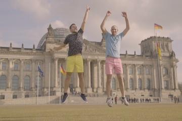 Papas Shorts - Kurze Hosen für den Sommer.