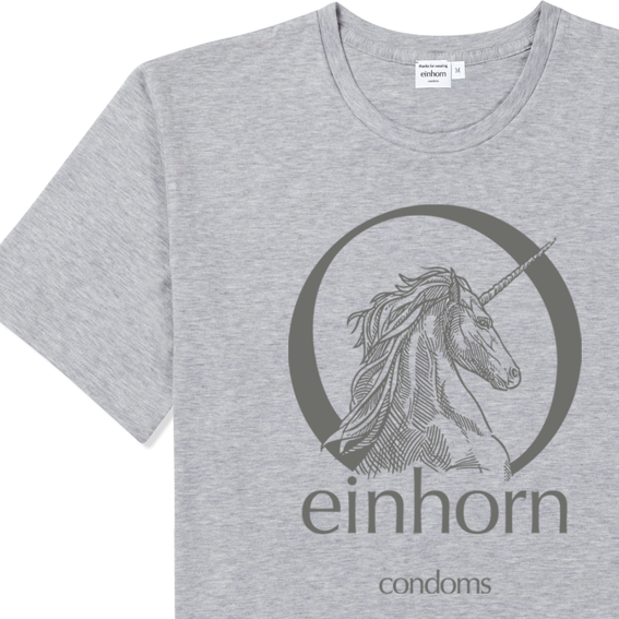 einhorn Logo Cult -T-shirt