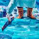 Gemäldeworkshop // Buntes KAOS