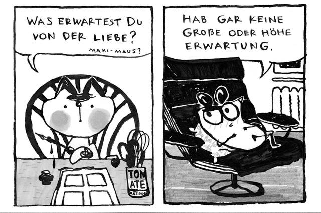 ADAGIO N°2 - Alltag in Berlin Comic