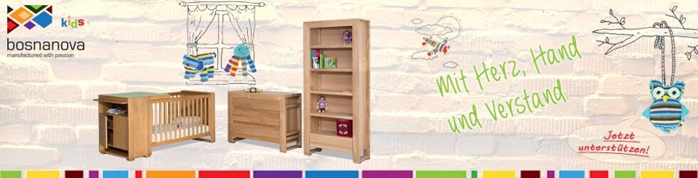 Children's furniture & toys - sustainable and fair handmade