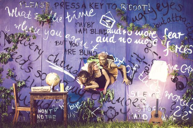 Traveler's Diary - Album/CD (Aufnahme,Produktion,Presswerk,Cover,Promotion)