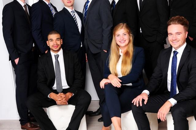 Model United Nations 2017 - Team der ISM