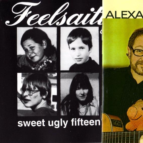 Alexander Sandy Wolfrum - Limitierte CD Box (handsigniert)