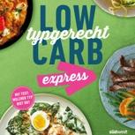 "Das neue Buch ""Low Carb typgerecht EXPRESS"" signiert"