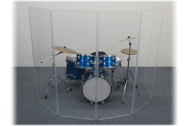 Liederbuch e.V. braucht ein Drum Shield