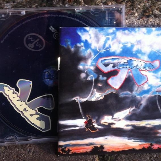Terra Pi Album CD inkl. Versand