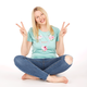 Lieblings-T-Shirt I Easy I by Isabeau