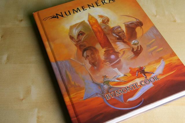 Numenera - Das Erfolgsrollenspiel auf Deutsch