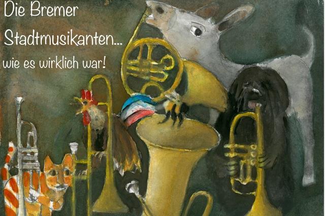 Die Bremer Stadtmusikanten ...wie es wirklich war!