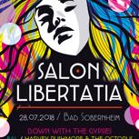 "Plakat ""Salon Libertatia 2018"" (A2)"