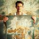 Das Dankeschön der Manai: Die Landkarte des Kontinents Eleas