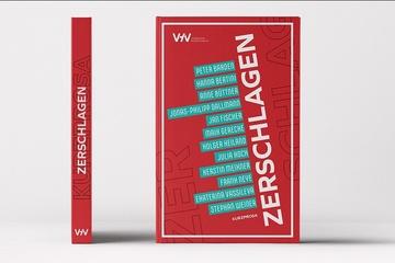 """Anthologie """"Zerschlagen"""", Kurzprosa"""