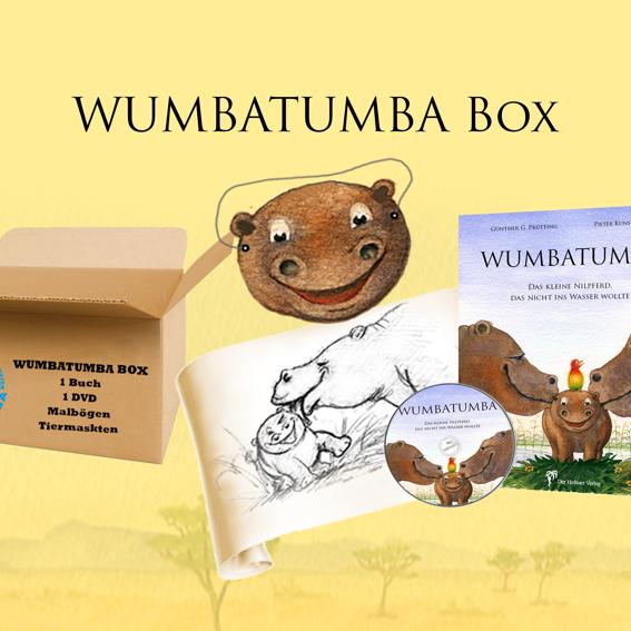 WUMBATUMBA Box Double Pack