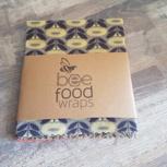 Bee Food Wrap Gr L 3 er Set