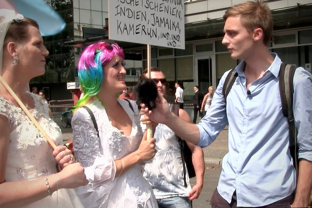 Queer Lives Matter - Dokumentarfilm