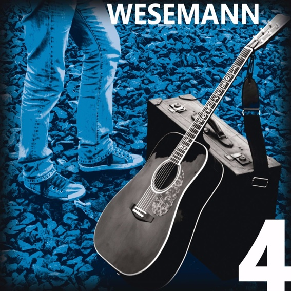"CD - Frank Wesemann ""No 4"""