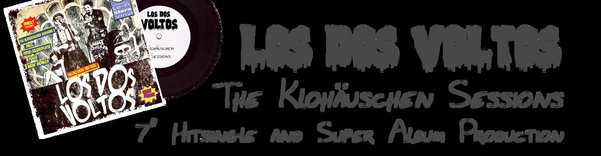 Los Dos Voltos – Klohäuschen Sessions