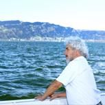 Walter Fink lädt zur Schifffahrt