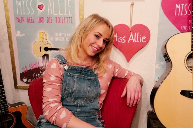 Miss Allie - Mein Herz und die Toilette - Album