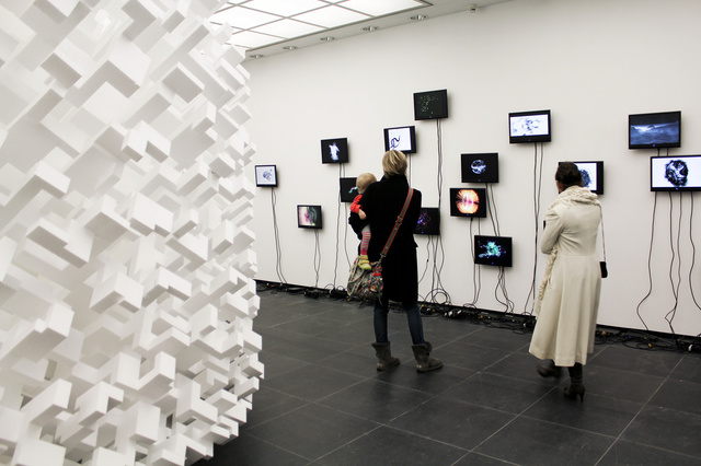 NODE15 Forum for Digital Arts, Frankfurt - Exhibition & Talks