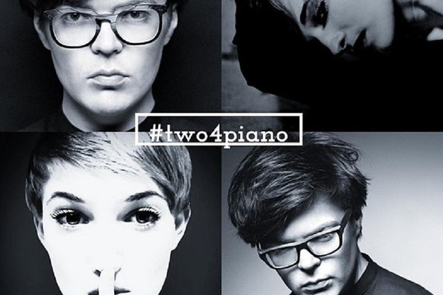 two4piano | Debut CD