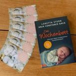 """Buch """"Das Wochenbett"""" + Postkartenset"""