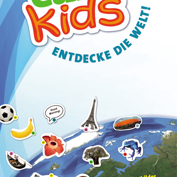one earth kids - Das Buch!