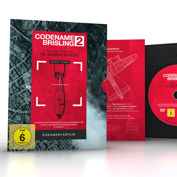Codename Brisling 2 DVD-Video deutsch