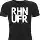 RHN-UFR Shirt Boys Schwarz