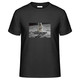 """1 x T-shirt """"Small Step"""" (with theme and WaveFont)"""