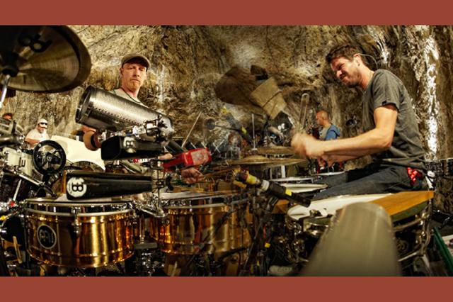 1. Echtzeit Percussion Festival