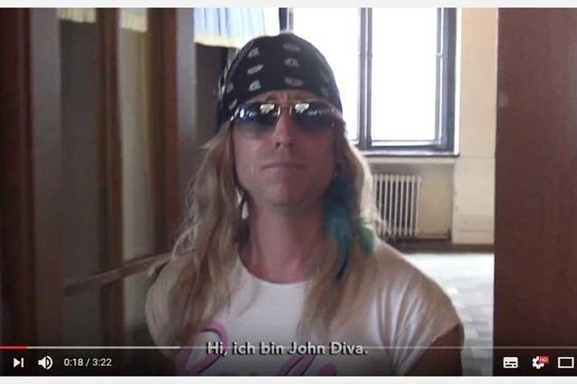 JOHN DIVA Live Album
