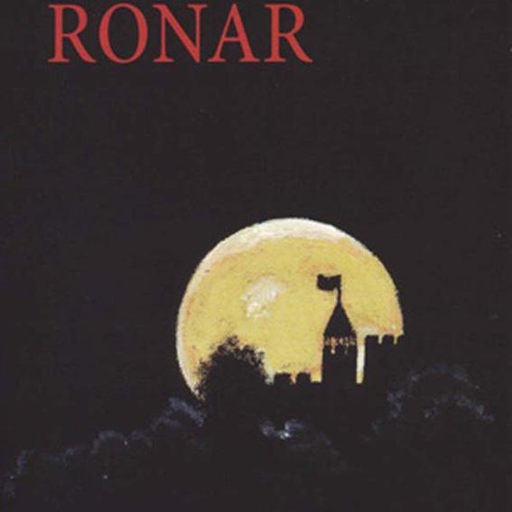 Ronar, Taschenbuch von der Autorin Anke Höhl-Kayser signiert