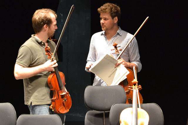 Composer Slam - FREISPIEL 2014