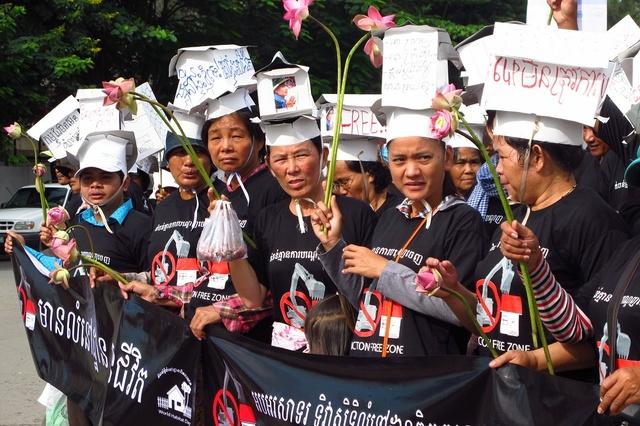 Was bedeutet Widerstand gegen Landinvestitionen für Friedensprozesse?