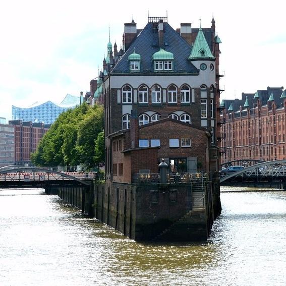 Verpackungsfreies Wochenende in Hamburg