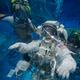 Begleitung Trainingstag der Astronautin