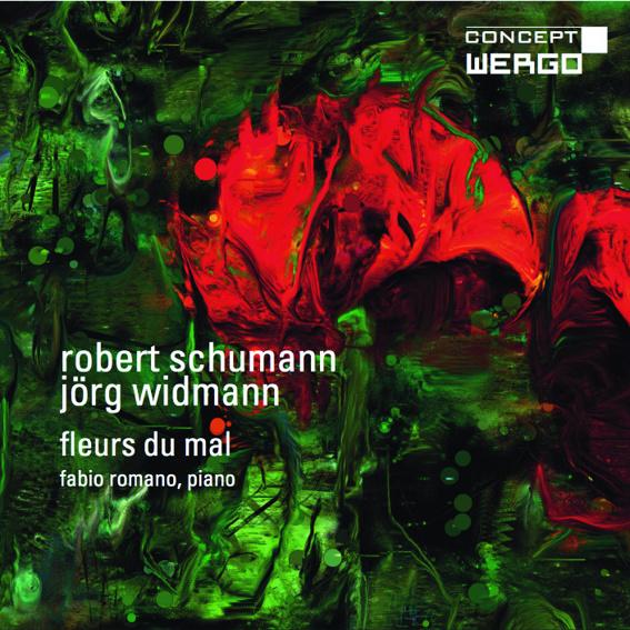 """50 Exemplare der CD """"Fleurs du mal"""" - (deutschlandweit lieferbar)"""