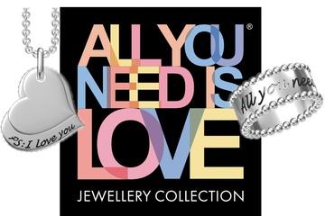 All you need is Love Schmuck-Kollektion