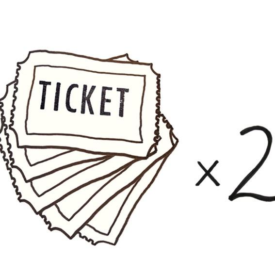 10er Ticket für die Familie und Freunde