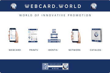 WEBCARD.WORLD - World of innovative Promotion