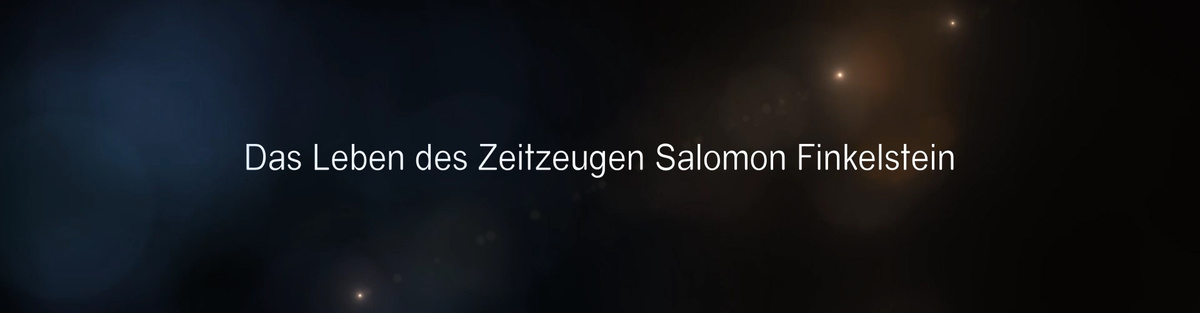"Zeitzeugendokumentation ""Salek"""