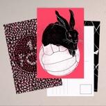 10er-Postkarten-Set