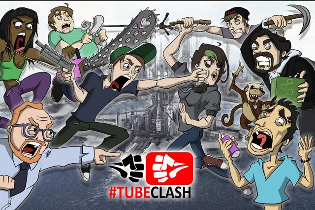 #TubeClash - Der Kampf der größten YouTuber!